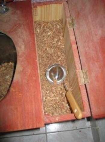 Емкость для компоста