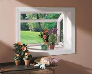 Интересный вид из окна